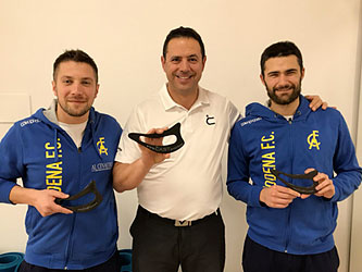 CAST System è utilizzato dal Modena Calcio