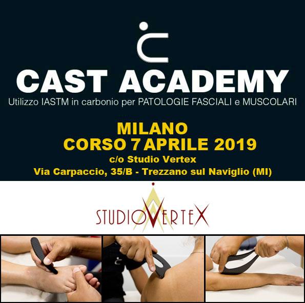 CAST corso IASTM a Milano 7 aprile 2019