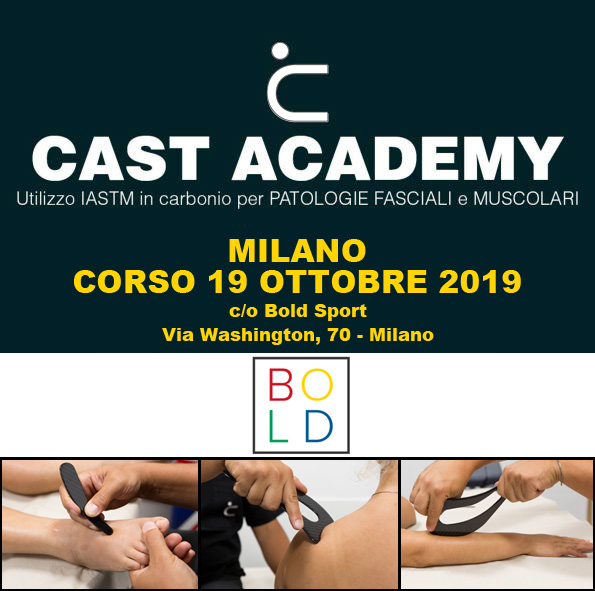 Cast corso Milano 19 ottobre 2019