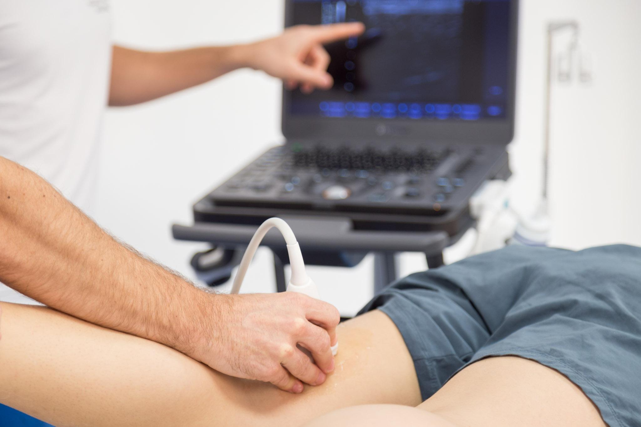 CAST - Corso di fisioterapia ecoguidata